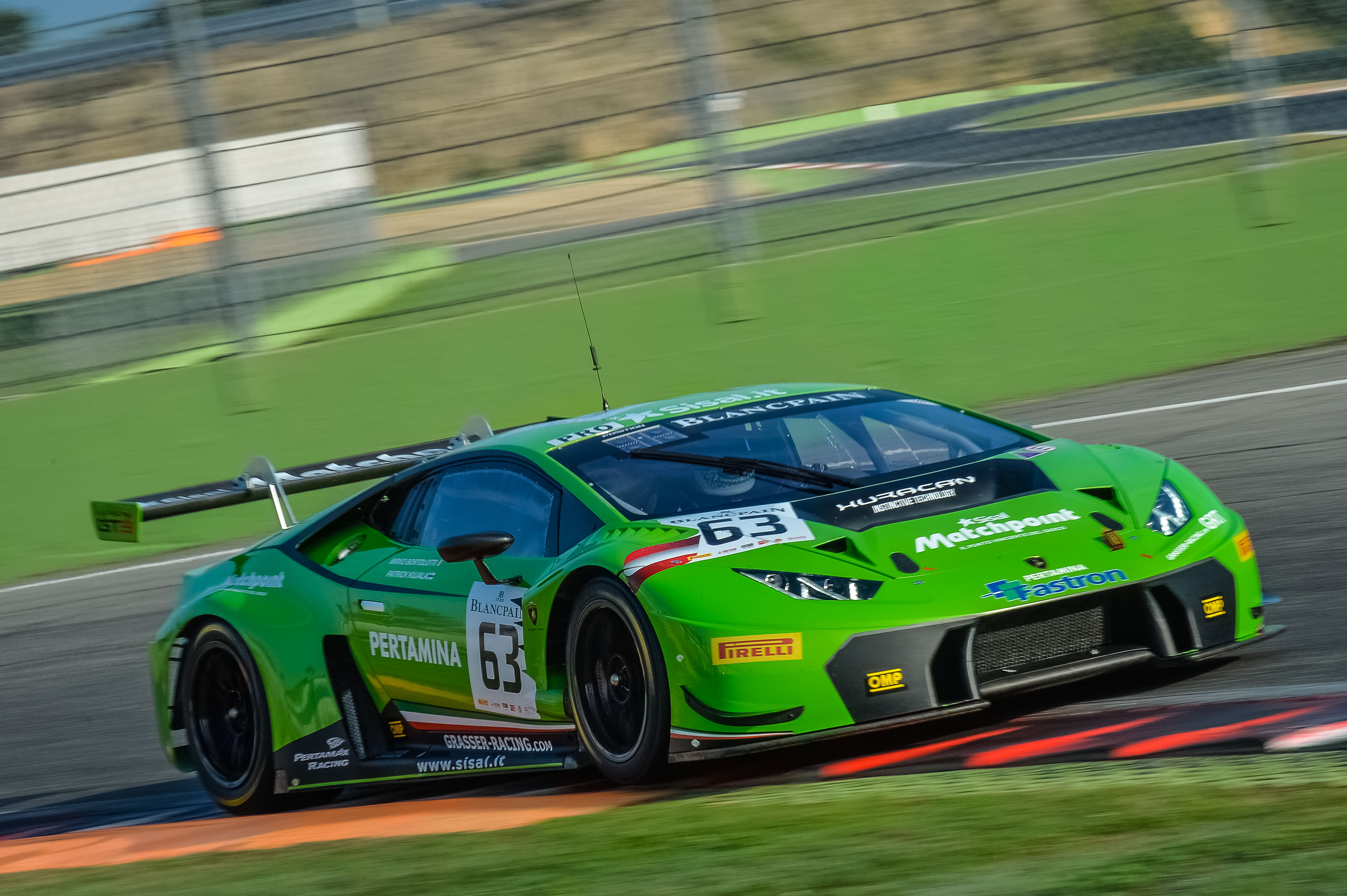 LAMBORGHINI SQUADRA CORSE CONFIRMS ANDREA AMICI AS 2016 GT3 JUNIOR DRIVER